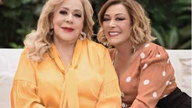 Silvia Pasquel desmiente que Silvia Pinal tenga coronavirus