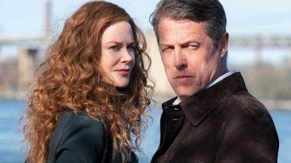"""Nicole Kidman y Hugh Grant, aparecerán juntospor primera vez en """"The Undoing""""."""