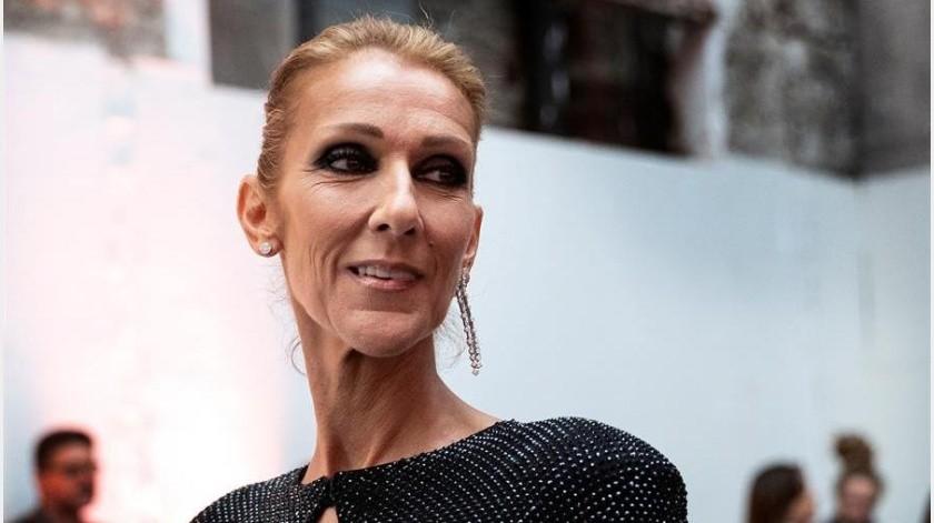 La cantante Céline Dion hará su debut en cine al lado de Priyanka Chopra Jonas y Sam Heughan.(EFE)