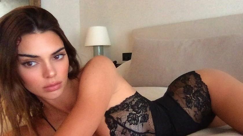Kendall Jenner(@KendallJenner/Instagram)