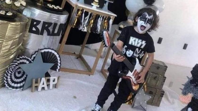 Bruno(@rockeadasoficial / Facebook)