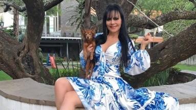 Maribel celebra6 millones de seguidores en Instagram.