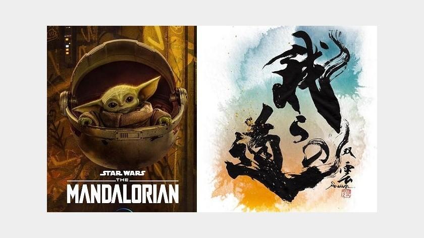 """La nueva temporada """"The Mandalorian"""" se estrena mañana en Disney Plus.(IG Disney Plus)"""