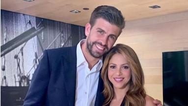 Shakirapresentó a su tercer hijo.