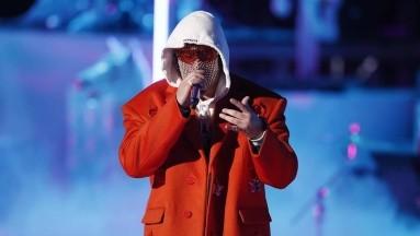 Bad Bunny grabará un video especial para la ceremonia de los Latin Grammy el próximo miércoles.