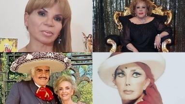 Mhoni Vidente: Irma Serrano, Silvia Pinal y Vicente Fernández podrían morir de coronavirus