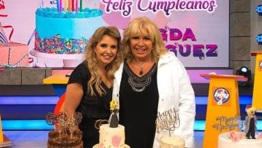 Andrea Legarreta confirma que hermana de Magda Rodríguez se quedará como productora de