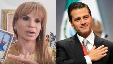 Mhoni Vidente: Se le gira una orden de aprehensión a Enrique Peña Nieto en EU