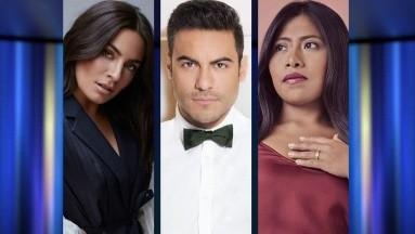 Ana Brenda Contreras, Carlos Rivera y Yalitza Aparicio conducirán la ceremonia de los Latin Grammy.