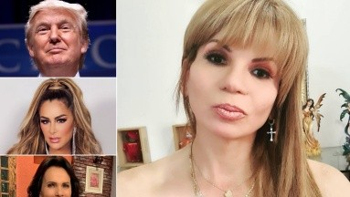 Mhoni Vidente predice que Donald Trump se divorciará de Melania, la pareja de Ninel Conde podría ir a la cárcel pronto y enfrentará más demandas, ocurrirá una tragedia en
