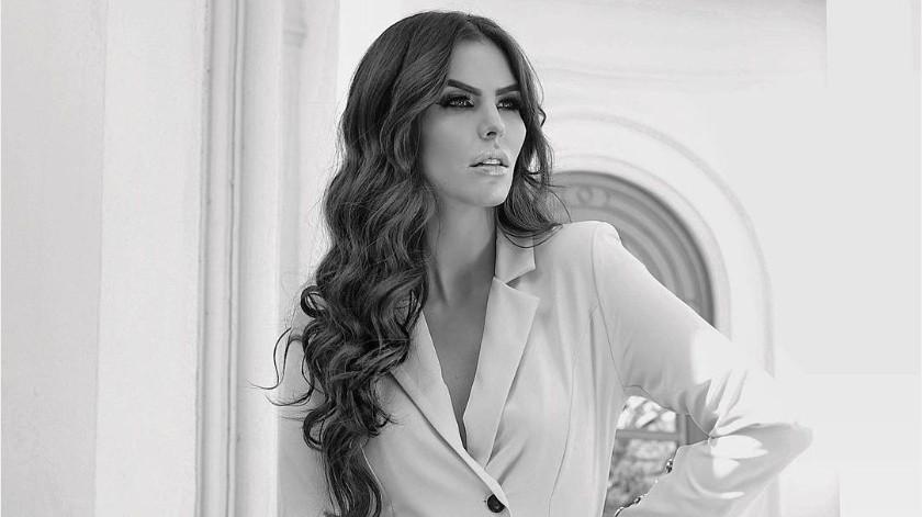 Cynthia de la Vega brindó su apoyo a Sofía Aragón y relató su experiencia como Nuestra Belleza Mundo México 2011.(Instagram Cynthia de la Vega)