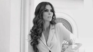 Cynthia de la Vega brindó su apoyo a Sofía Aragón y relató su experiencia como Nuestra Belleza Mundo México 2011.