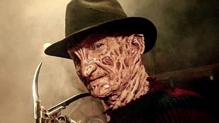 Robert Englund, interpretando a Freddy Krueger(@fred_krueger_fanpage/Instagram)