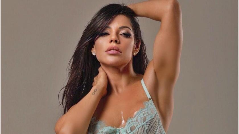 La modelo brasileña logró maravillar a miles de internautas.(Instagram: suzycortezoficial)