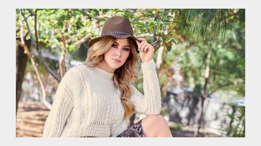 Otra actriz declara en contra de Lupita Jones.(Instagram: elenalizarragaoficial)