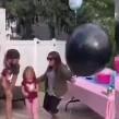 VIDEO VIRAL: Mujer obliga a su hija a hacer la revelación de género y no vas a creer lo que pasó