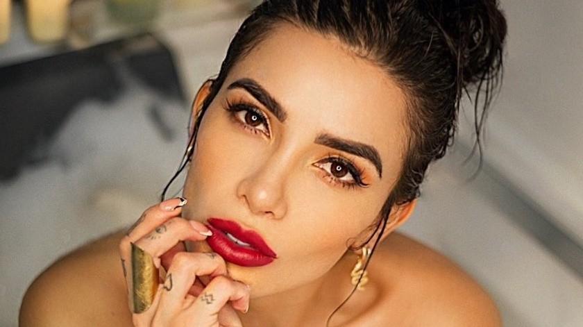 Dania Méndez(@alejo_discover/Instagram)