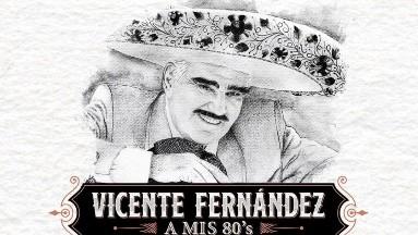 Vicente Fernández celebra su vida y trayectoria con