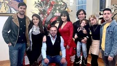 Afortunadamente tanto Maribel Guardia como su esposo Marco Chacón se recuperaron.