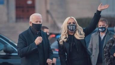 Lady Gaga entonará el Himno Nacional para la toma de posesión de Joe Biden